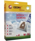 Мешки-пылесборники OZONE micron M-06