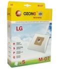 Мешки-пылесборники OZONE micron M-07