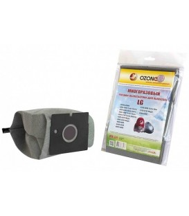 Мешки-пылесборники OZONE micron MX-08