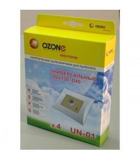 Мешки-пылесборники OZONE micron UN-01