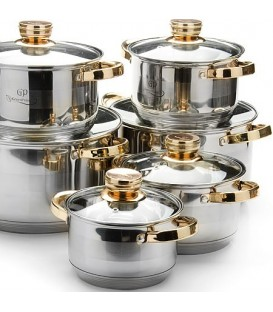 Набор посуды GP-2016
