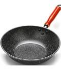 Сковорода ВОК с мраморной крошкой 24 см MAYER&BOCH 3037