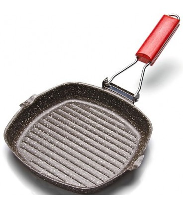 Сковорода - гриль 20 см MAYER&BOCH 25503