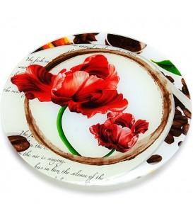 Блюдо круглое вращающееся LORAINE 26629-2