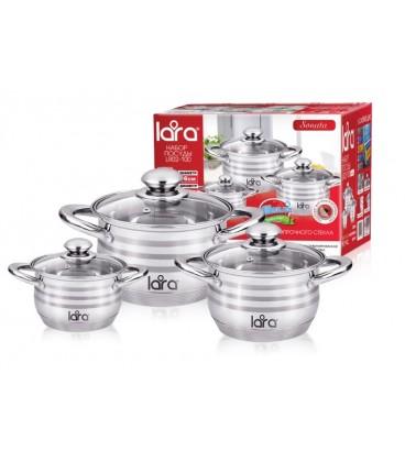 Набор посуды LARA LR02-100 Sonata