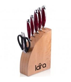 Набор ножей Lara LR05-35
