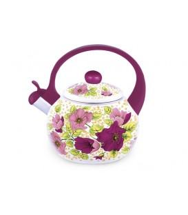 Чайник наплитный (эмаль) LARA LR00-20 VIOLET