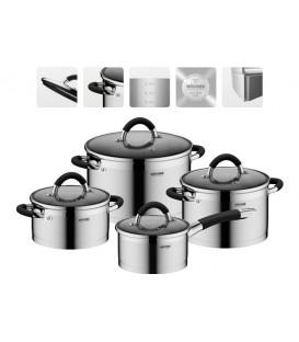 Набор посуды серии Nadoba OLINA 8 предметов 726419