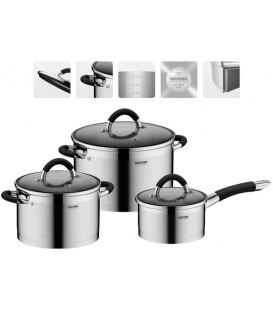 Набор посуды серии Nadoba OLINA 6 предметов 726418