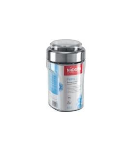 Ёмкость для сыпучих продуктов с мерным стаканом Nadoba PETRA 741010