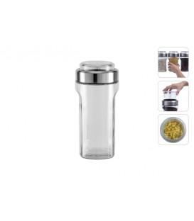Ёмкость для сыпучих продуктов с мерным стаканом Nadoba PETRA 741012