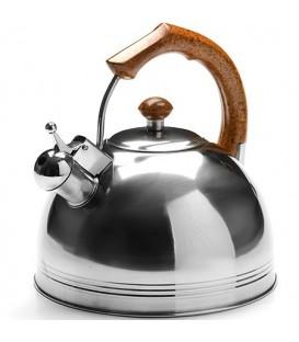 Чайник металлический Mayer&Boch 4л со свистком 26167