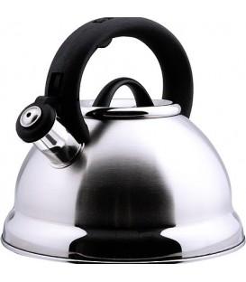 Чайник металлический Mayer&Boch 2,8л со свистком 22671