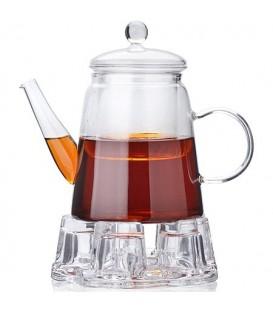 Чайник заварочный с подогревом Mayer&Boch 0,8л стекло 27600