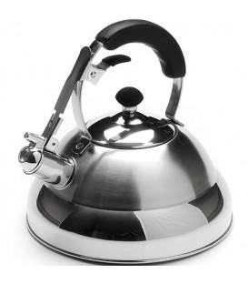 Чайник металлический Mayer&Boch 2,7л со свистком 20211