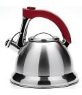 Чайник металлический Mayer&Boch 3,7л со свистком 21422