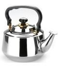 Чайник металлический Mayer&Boch 3л со свистком 1038