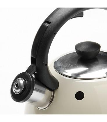 Чайник металлический Mayer&Boch 2 л со свистком 25892
