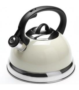 Чайник металлический Mayer&Boch 2,9л со свистком 25659