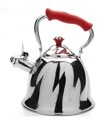 Чайник металлический Mayer&Boch 3л со свистком 23779