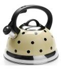 Чайник металлический Mayer&Boch 2,6 л со свистком 25660