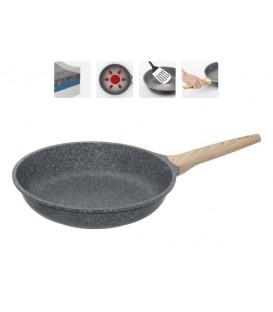 Сковорода с антипригарным покрытием MINERALIKA NADOBA 28 см