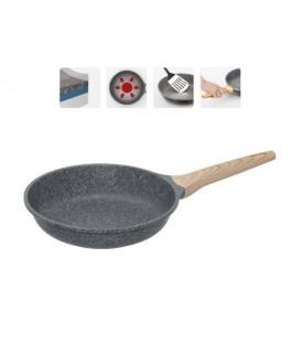 Сковорода с антипригарным покрытием MINERALIKA NADOBA 24 см