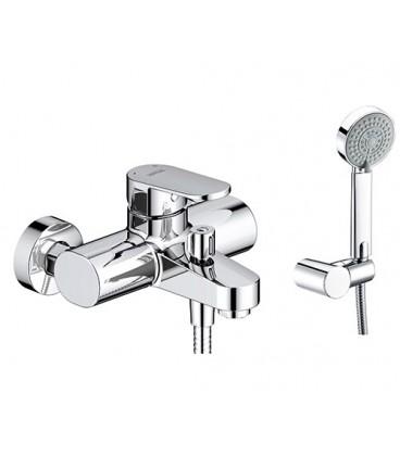 Donau 5301 Смеситель для ванны с коротким изливом