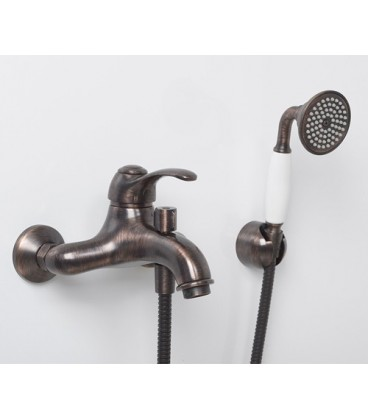 Смеситель для ванны с коротким изливом WasserKRAFT Isar