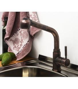 Смеситель для кухни с выдвижной лейкой WasserKRAFT А8247