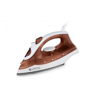 Утюг паровой Centek CT-2319 коричневый