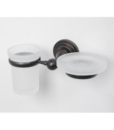 Держатель стакана и мыльницы WasserKRAFT К-7326