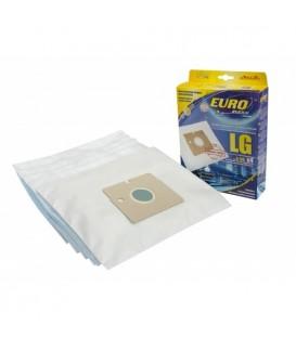 Euro clean E-08/4 оригинальные синтетические мешки-пылесборники