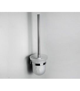 Щетка для унитаза WasserKRAFT хром K-3027
