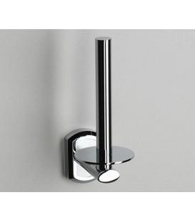 Держатель туалетной бумаги WasserKRAFT хром K-3097