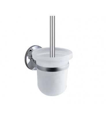 Щетка для унитаза WasserKRAFT хром K-6227