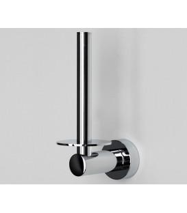 Держатель туалетной бумаги WasserKRAFT хром K-9497