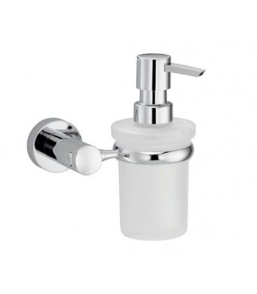 Дозатор для жидкого мыла 150 мл WasserKRAFT хром K-9499