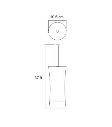 Щетка для унитаза WasserKRAFT K-7527