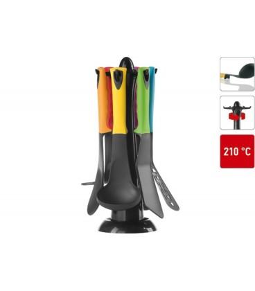 Набор кухонных инструментов FLAVA NADOBA 721623