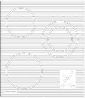 Варочная панель «Zigmund Shtain CNS 249.45 WX»