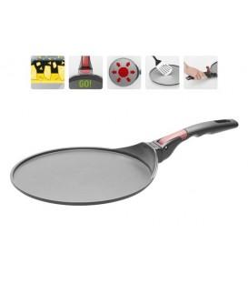 Сковорода блинная с антипригарным покрытием VILMA 26 см + лопатка