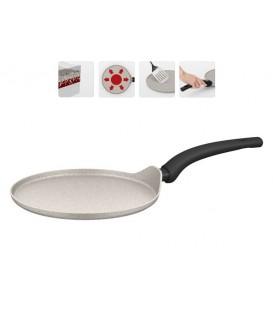 Сковорода блинная с антипригарным покрытием MARMIA 25 см + лопатка