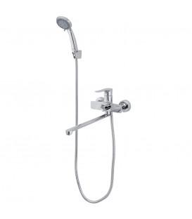 Смеситель Raiber Comfort для ванны однорычажный