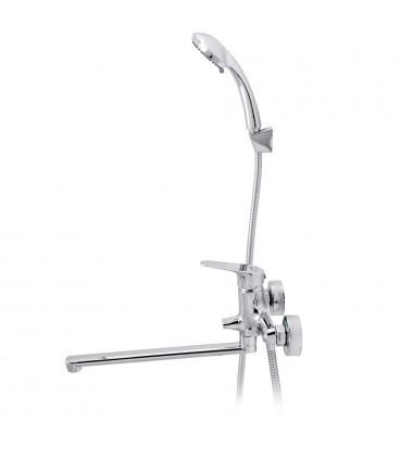 Смеситель для ванны Raiber Metris однорычажный R5502