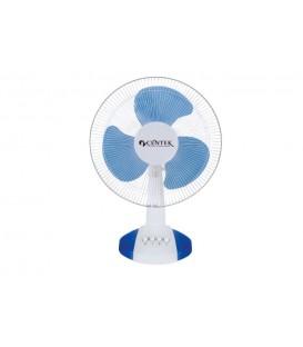 Вентилятор настольный Centek СТ-5007 (синий) 45Вт 31см
