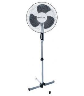Вентилятор напольный Centek СТ-5004 (серый) 45Вт 43см