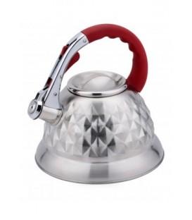 Чайник металлический LARA LR00-43