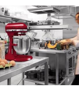 Миксер профессиональный KitchenAid Heavy Duty чаша 4,8 л. красный 5KPM5EER