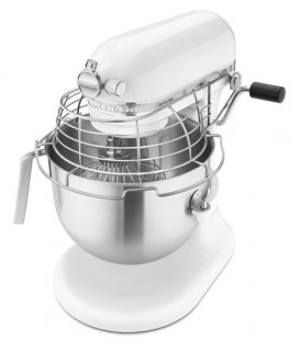 Миксер профессиональный KitchenAid PROFESSIONAL 6,9 л белый 5KSM7990XEWH